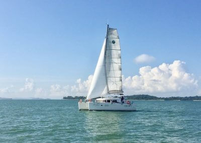 Gracefully Lagoon 400 (2)